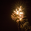 Cours de photo, photo de feux d'artifice